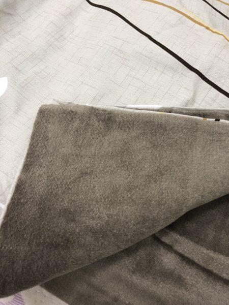 綿素材で、温かい掛けカバー